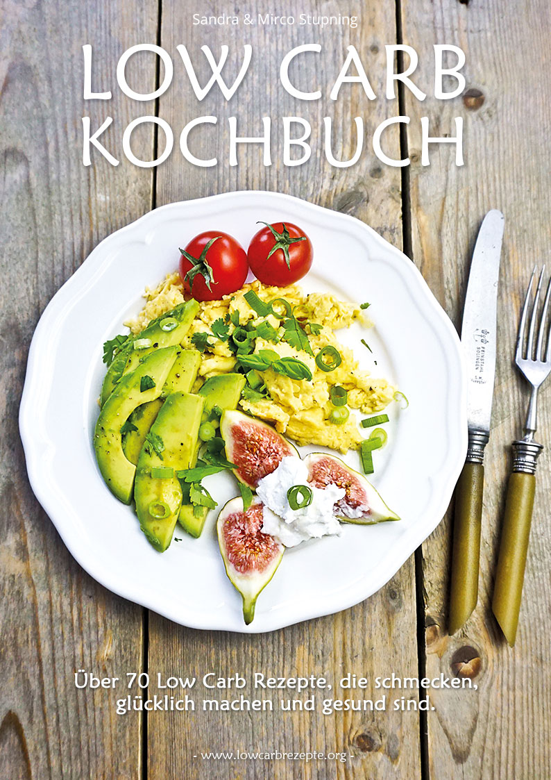 Cover - Das Low Carb Kochbuch